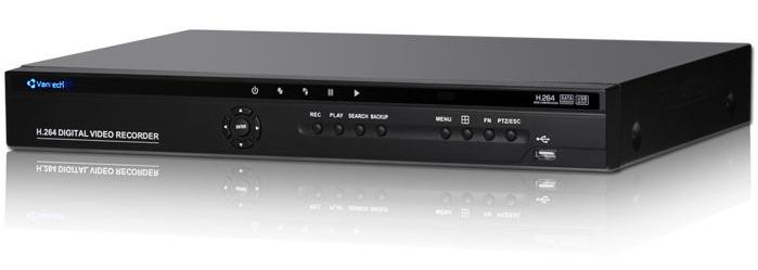 Đầu ghi hình IP 16 kênh VANTECH VP-1642HD
