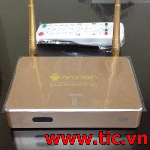 Android tivi box Q9