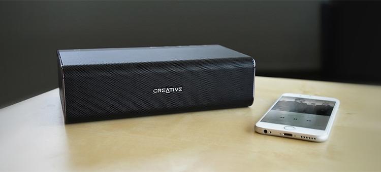 Loa di động Creative Sound Blaster Roar Pro