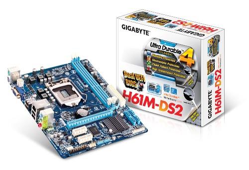Main Giga H61M-DS2 (NK)