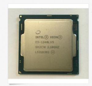 CPU Intel Xeon  E3 1240LV5