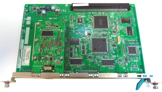 Card trung kế IP 16 kênh KX-TDA0490