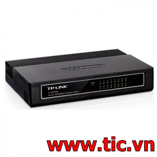 Switch TPLink 16 Port (TL-SF1016D)