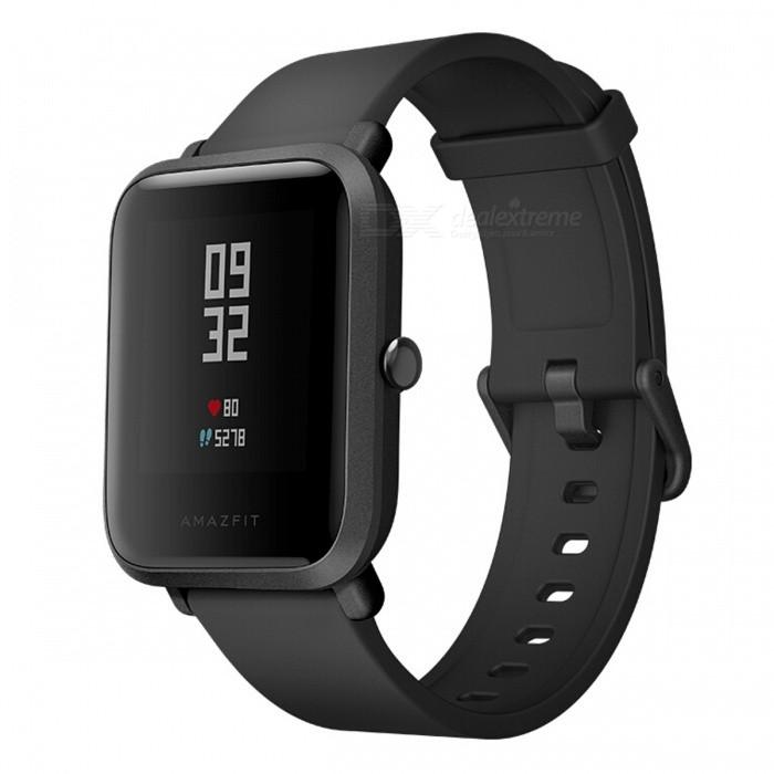 Vòng đeo tay Xiaomi Amazfit Bip UYG4021RT Black (Đen)