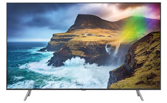 Smart Tivi QLED Samsung 4K 55 inch QA55Q75R