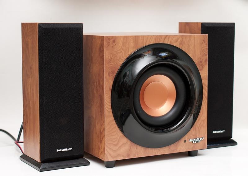 Loa SoundMax A2116 (2.1)