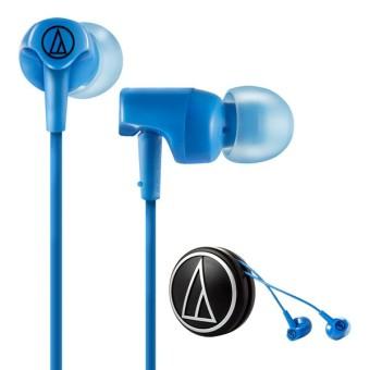 Tai nghe Audio Technica ATH-CLR100 (Xanh Dương)