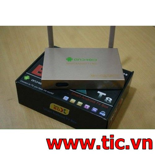 Tivi Tele Box Smart T8