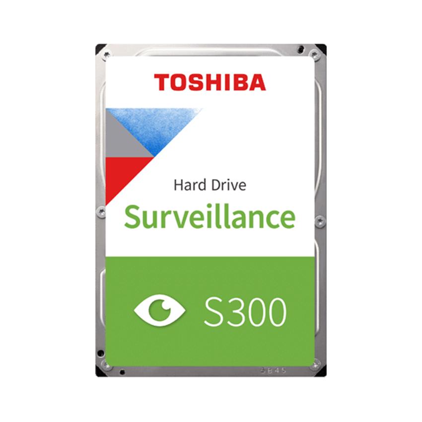 Ổ cứng Toshiba AV S300 2TB 3.5 inch,5400RPM, Sata 3 6Gb/s,128MB Cache (HDWT720UZSVA)
