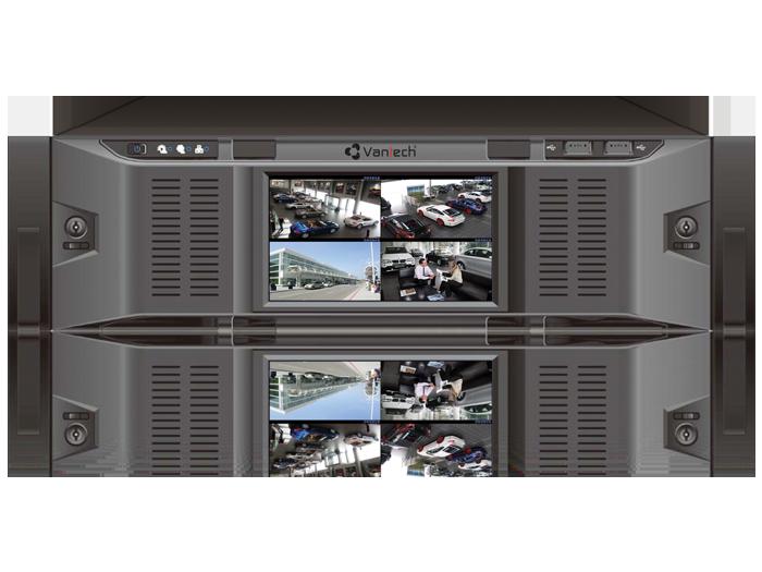 Đầu ghi hình IP 128 kênh VANTECH VP-128NVR