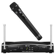 Bộ micro cầm tay không dây UHF WS-5225