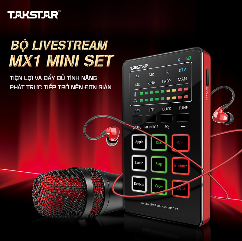 Bộ Sản phẩm Livestream