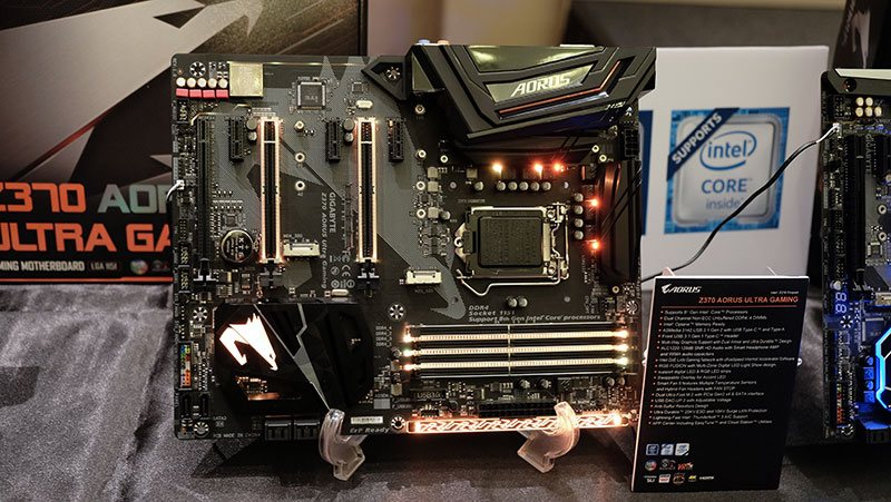 Mainboard GIGABYTE Z370 AORUS Ultra Gaming
